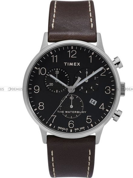 Zegarek Męski Timex Waterbury Chronograph TW2T28200