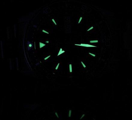 Zegarek Męski automatyczny Orient Ray Mako III RA-AA0003R19B