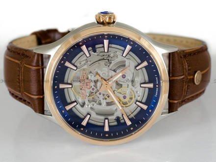 Zegarek Męski automatyczny Roamer Competence Skeleton III 101663 49 45 05N