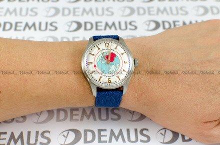 Zegarek Męski mechaniczny Sturmanskie Sputnik 2609-3735430 - Limitowana edycja