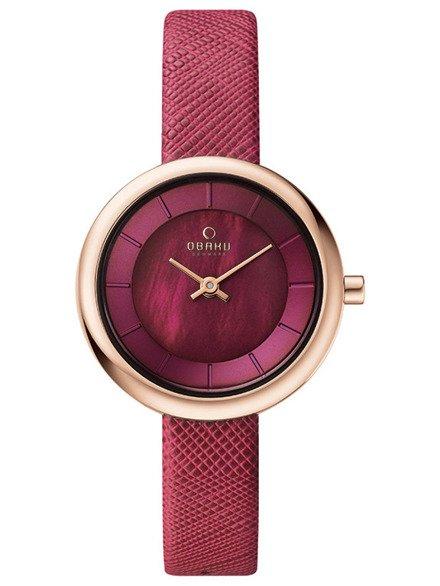 Zegarek Obaku V146LVQRD