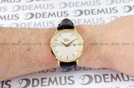 Zegarek Pierre Ricaud P91023.1212Q męski na pasku skórzanym