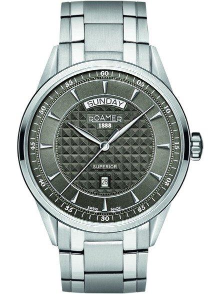 Zegarek Roamer Superior 508293 41 05 50