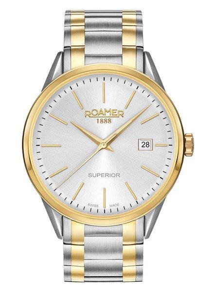 Zegarek Roamer Superior 508833 47 15 51