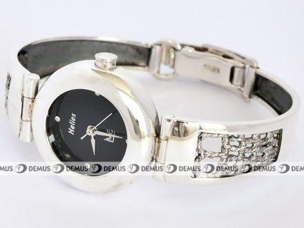 Zegarek Srebrny Helios Prestige HP11