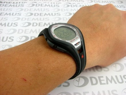 Zegarek Timex Ironman Sleek 150 Lap with Tapscreen Technology T5K255