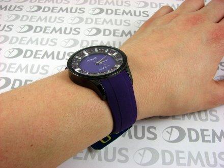 Zegarek damski Q&Q Attractive DB31-502