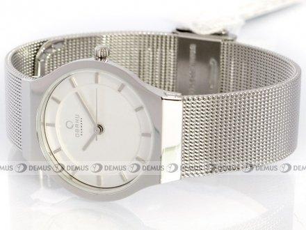 Zegarek damski na bransolecie Obaku V123LCIMC
