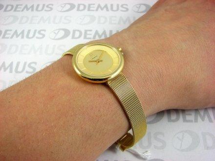Zegarek damski na bransolecie Obaku V146LGGMG