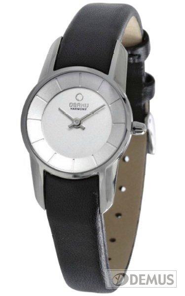 Zegarek damski na pasku Obaku V130LCIRB
