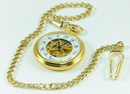 Zegarek kieszonkowy Gardé Taschenuhr Mechanic 6037