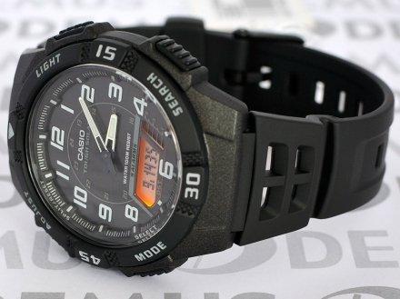 Zegarek męski na pasku Casio AQ S800W 1BVEF