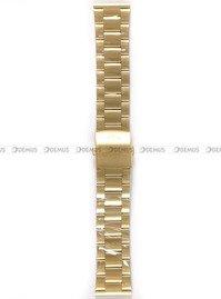 Bransoleta do zegarka Bisset - BBG.16.22 - 22 mm