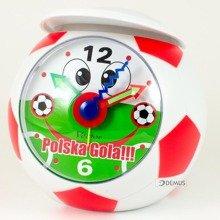 Budzik dla dzieci wskazówkowy Vector VE RD819-POLSKA