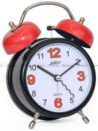 Budzik wskazówkowy Adler 40146-CZ