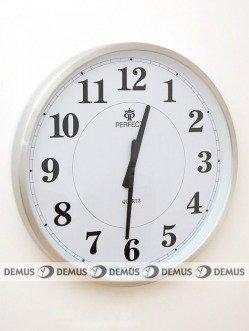Duży  zegar 60cm aluminiowy PW051
