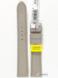 Pasek do zegarka skórzano-nylonowy - Morellato A01U2779110026 18 mm