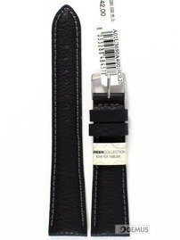 Pasek do zegarka skórzany - Morellato A01U3690A40019 20 mm