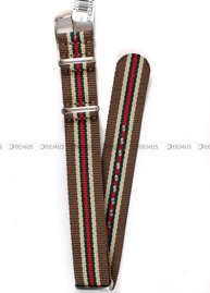 Pasek nylonowy do zegarka - Morellato A01U3972A74837 18 mm
