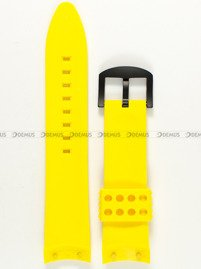 Pasek silikonowy do zegarka Vostok Anchar NH35A-5104144 - 24 mm