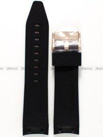 Pasek silikonowy do zegarka Vostok Lunokhod NH35A-6209209 - 25 mm