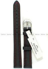 Pasek skórzany do zegarka Bisset - BS-158 - 14 mm - XL
