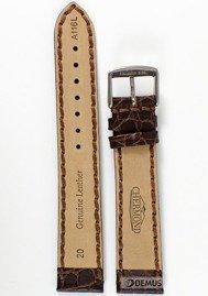 Pasek skórzany do zegarka - Chermond A116L.20.2 - 20 mm