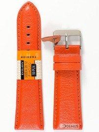 Pasek skórzany do zegarka - Diloy 302EA.26.12 - 26mm