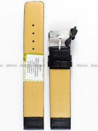 Pasek skórzany do zegarka - Diloy 327.18.1 18mm