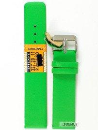 Pasek skórzany do zegarka - Diloy 327.20.11 - 20mm