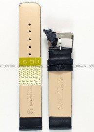 Pasek skórzany do zegarka - Diloy 327.20.5 - 20mm