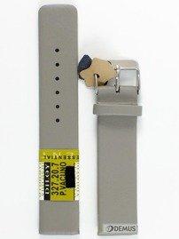 Pasek skórzany do zegarka - Diloy 327.20.7 - 20 mm