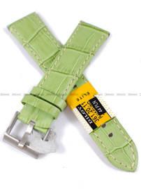 Pasek skórzany do zegarka - Diloy 361.20.11 - 20mm