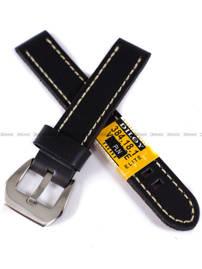Pasek skórzany do zegarka - Diloy 384.18.1.22 - 18mm