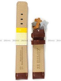 Pasek skórzany do zegarka - Diloy CP367.18.9 - 18mm