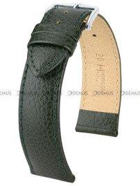 Pasek skórzany do zegarka - Hirsch Kansas 01502040-2-18 - 18 mm