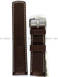 Pasek skórzany do zegarka - Hirsch Mariner 14502110-2-24 - 24 mm