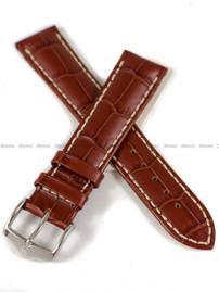 Pasek skórzany do zegarka - Hirsch Modena 10302870-2-20 - 20 mm