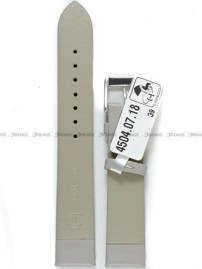 Pasek skórzany do zegarka - Horido 4504.07.18S - 18 mm