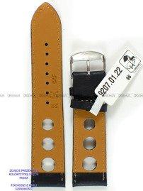 Pasek skórzany do zegarka - Horido 9207.01.20S - 20 mm