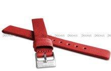 Pasek skórzany do zegarka - LAVVU LSCUR14 - 14 mm