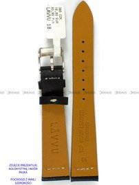 Pasek skórzany do zegarka - LAVVU LSVUB20 - 20 mm