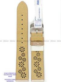 Pasek skórzany do zegarka - Morellato A01D5256C47157CR14 - 14 mm