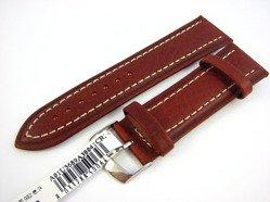 Pasek skórzany do zegarka - Morellato A01U3689A38041 24mm