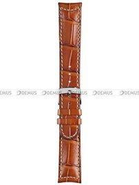 Pasek skórzany do zegarka - Morellato A01U3882A59041CR22 - 22 mm