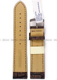 Pasek skórzany do zegarka - Morellato A01U3936A70032 22mm