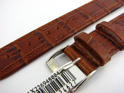 Pasek skórzany do zegarka - Morellato A01X2269480041 22mm