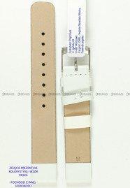 Pasek skórzany do zegarka - Morellato A01X3076875017CR30 - 30 mm