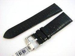 Pasek skórzany do zegarka - Morellato A01X3555990019 24mm