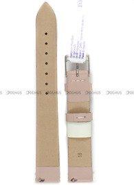 Pasek skórzany do zegarka - Morellato A01X5200875128CR16 - 16 mm